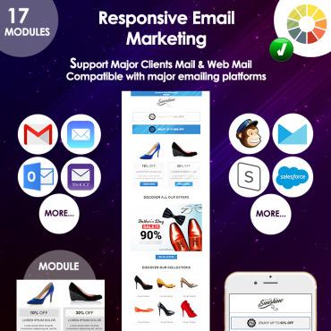 Купить  пофессиональные Email шаблоны. Купить шаблон #74330 и создать сайт.