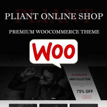 Preview image of Pliant - Online Shop