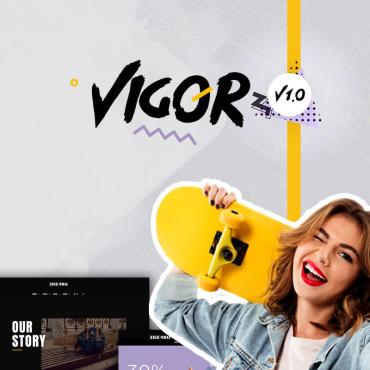 Preview image of Vigor | Multi-Purpose Responsive