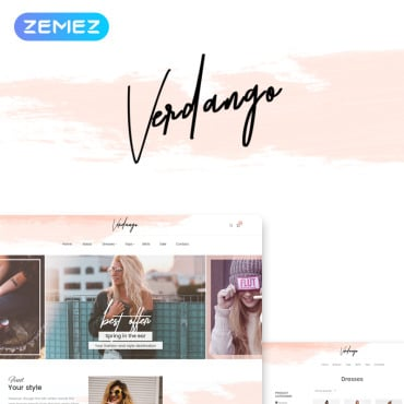 Купить  пофессиональные WooCommerce шаблоны. Купить шаблон #74359 и создать сайт.