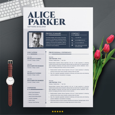 Preview image of Alice Parker