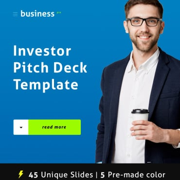 Preview image of Investor Pitch Deck
