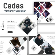 Entertainment Games And Nightlife Powerpoint Templates