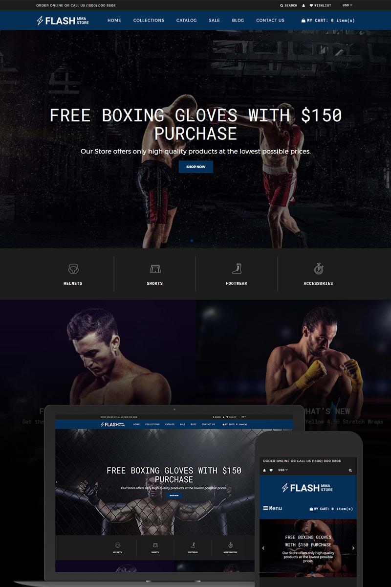 Flash - MMA Store №74366
