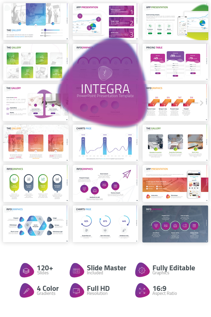 Integra PowerPoint Template