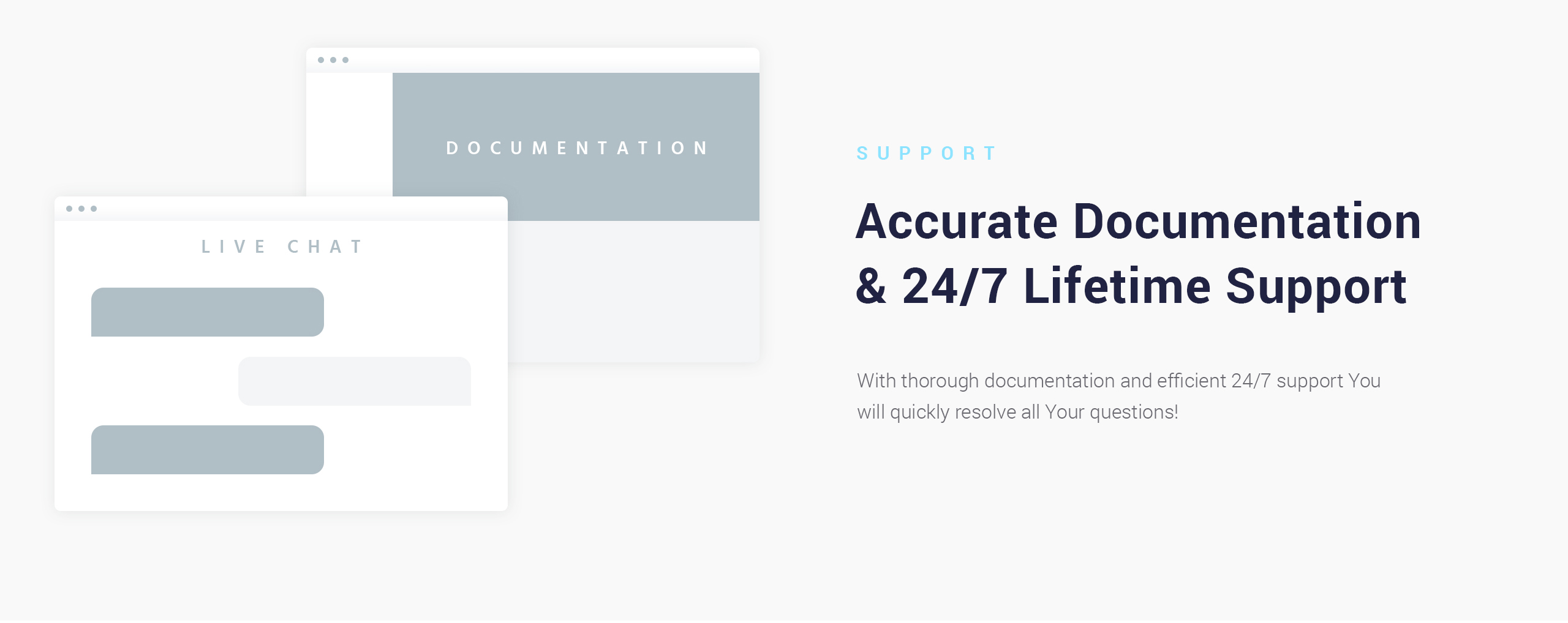 Website Design Template 74483 - camera operator