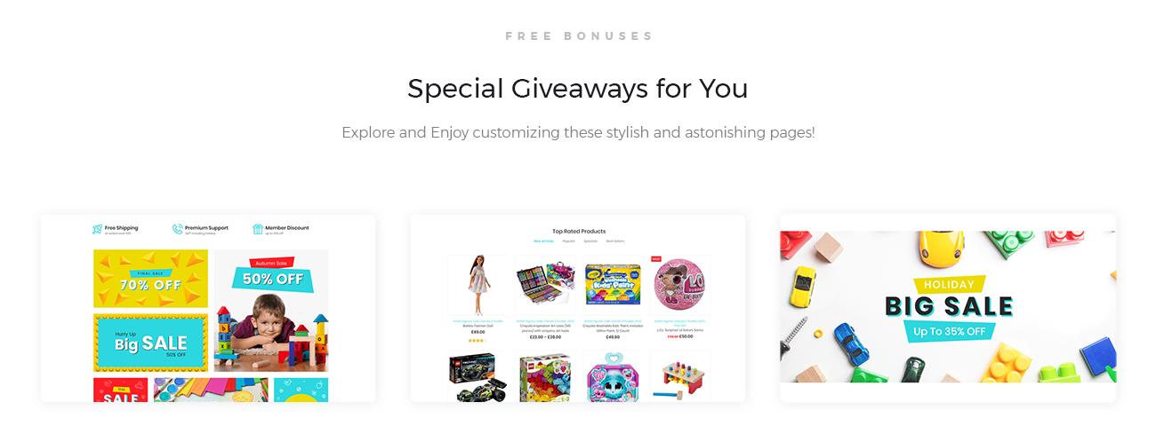 Website Design Template 74488 - puzzles premium customer purchase