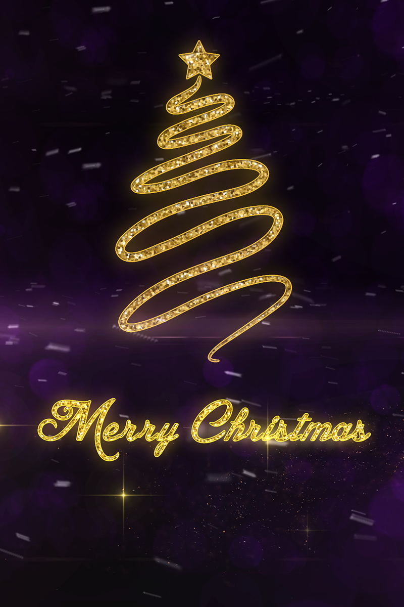 Christmas Titles After Effects Intro