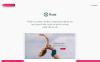 "WooCommerce шаблон ""Rode - Yoga, Sport"" Большой скриншот"