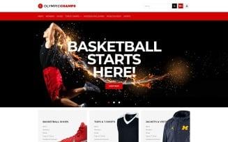 Olympicchamps - Basketball Stuff Elementor WooCommerce Theme