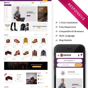 Купить  пофессиональные PrestaShop шаблоны. Купить шаблон #74529 и создать сайт.