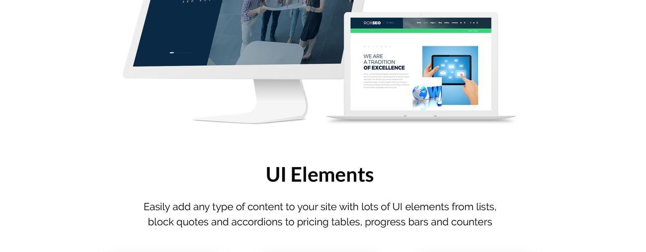Website Design Template 74544 - blog business joomla marketingundefined
