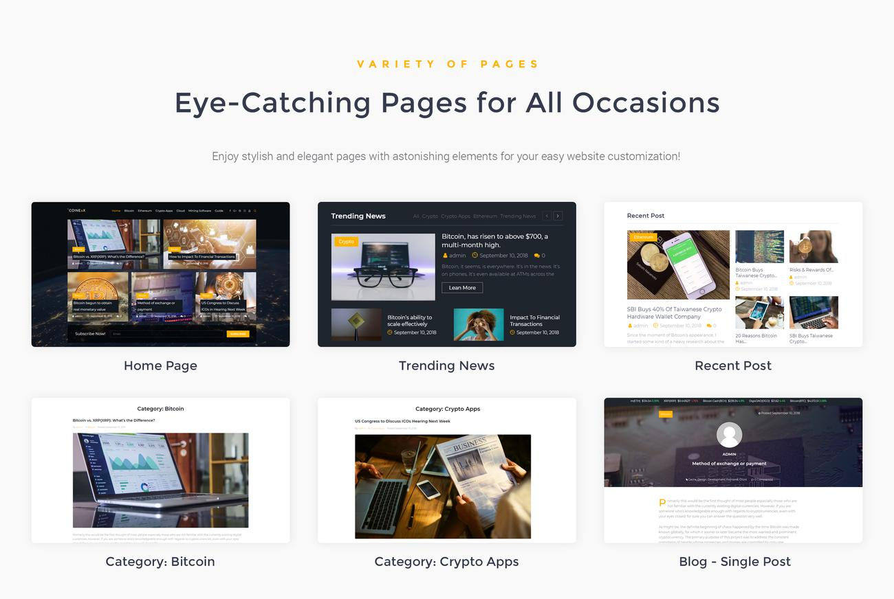 Website Design Template 74548 - business finance cash gaming wallet sales invention trend payment monetary