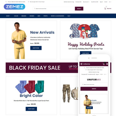 Купить  пофессиональные OpenCart шаблоны. Купить шаблон #74672 и создать сайт.