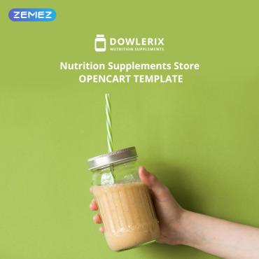 Купить  пофессиональные OpenCart шаблоны. Купить шаблон #74673 и создать сайт.