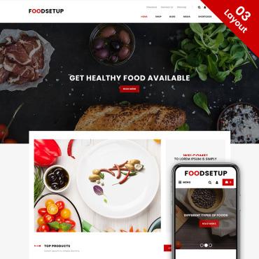Купить  пофессиональные WooCommerce шаблоны. Купить шаблон #74683 и создать сайт.