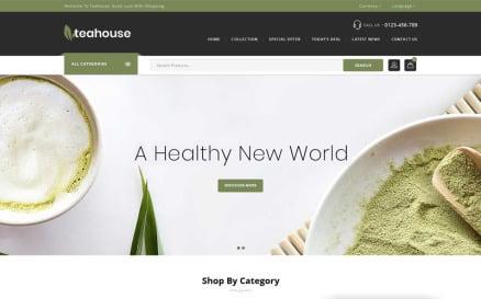 Teahouse - Multipurpose Store PrestaShop Theme