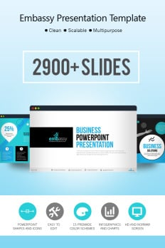 Powerpoint Templates Uk Map Template Monster