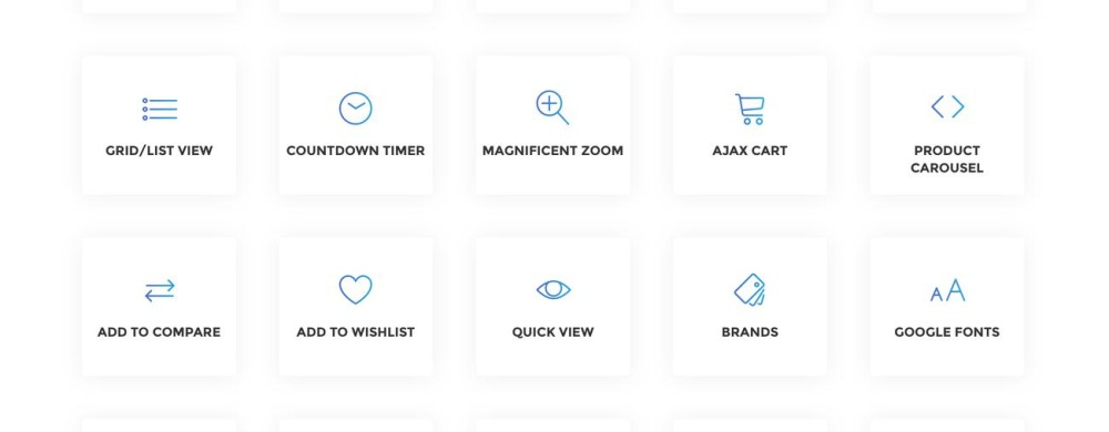 Car Templates OpenCart Template | Website Templates