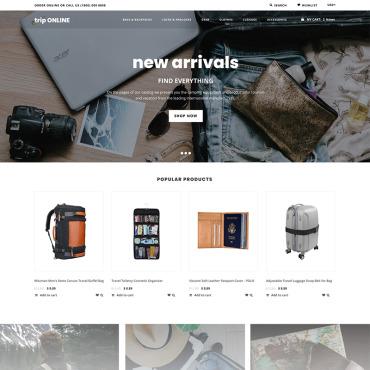 Купить  пофессиональные Shopify шаблоны. Купить шаблон #74759 и создать сайт.
