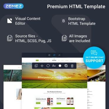 Купить  пофессиональные Bootstrap и html шаблоны. Купить шаблон #74778 и создать сайт.