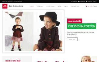 Baby Boom Shopify Theme