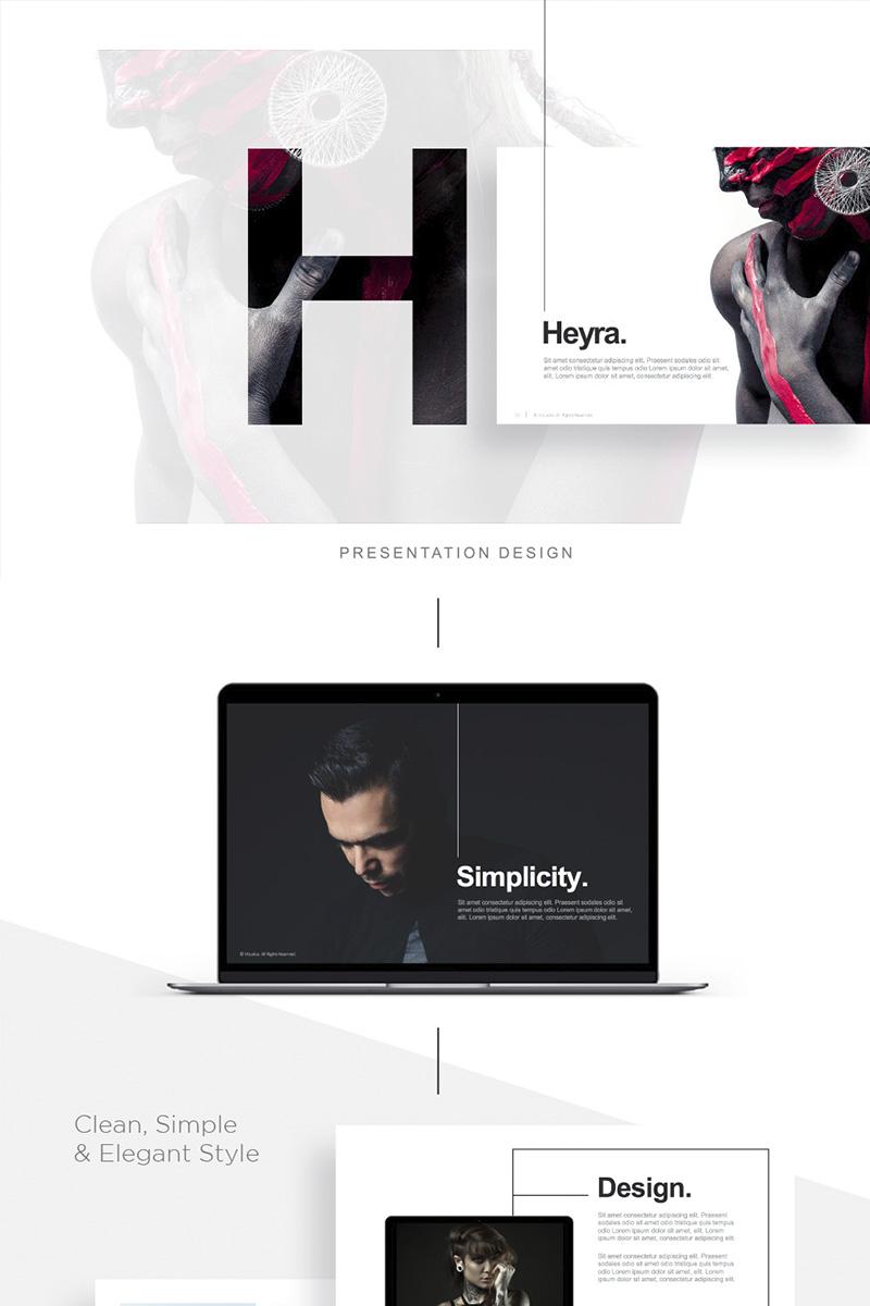 Heyra - Keynote Template