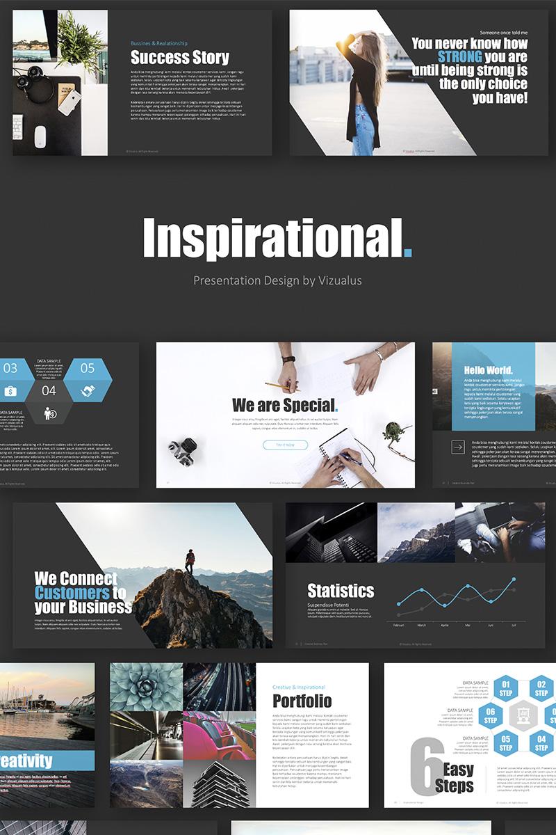 Inspirational - Keynote Template