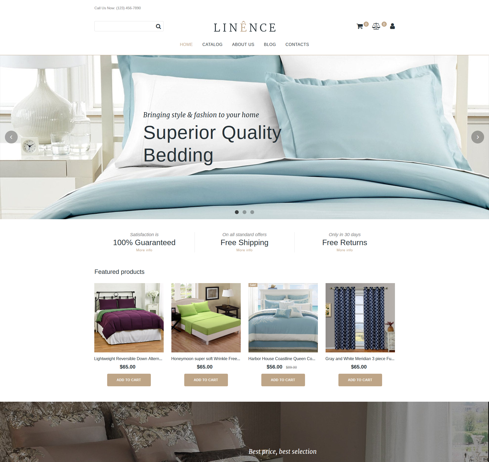 Website Design Template 74816 - lace bedding shop store online ecommerce comforter set sets sheets covers luxury cotton wholesale satin fabric material