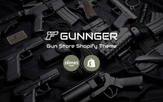 Gunnger - Gun Store Shopify Theme
