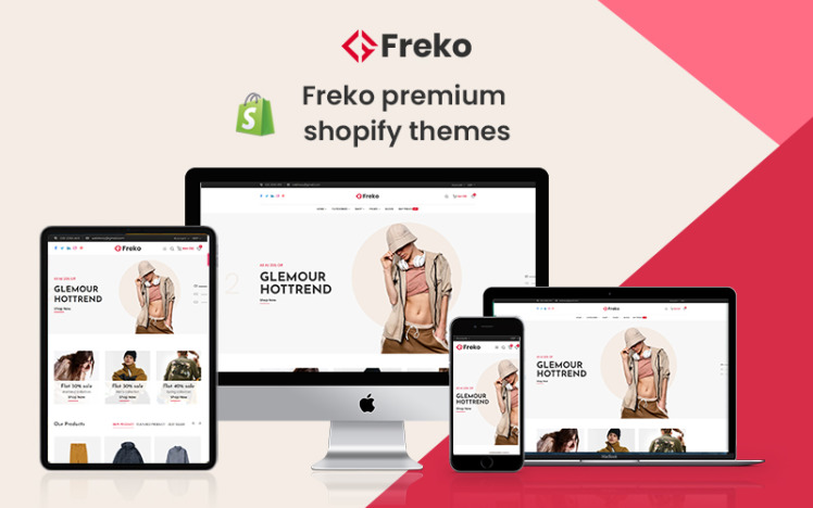 Freko The Fashion amp Modern Premium Shopify Theme RTL Supported