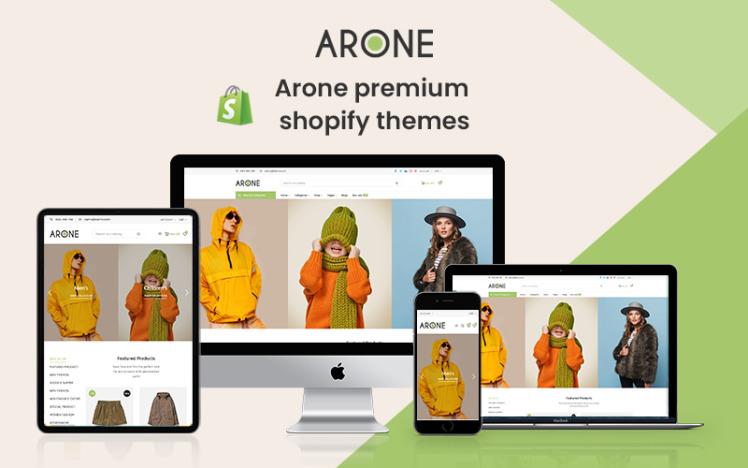 Arone The Fashion Premium Shopify Theme