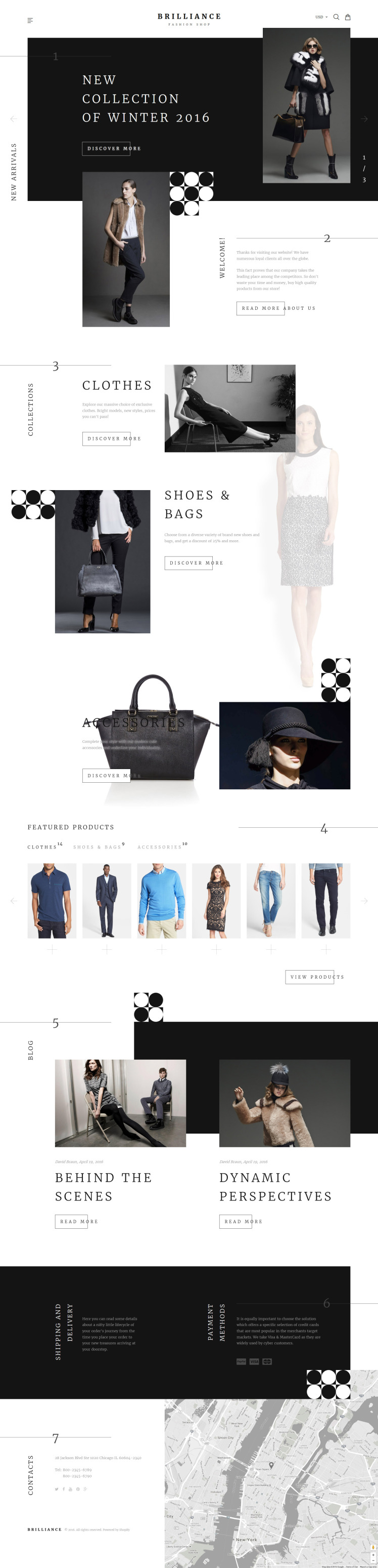 Brilliance Shopify Themes