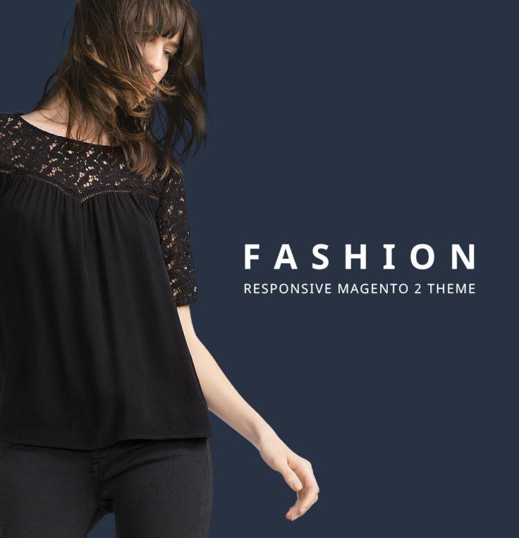 Ladies Clothing Magento Themes