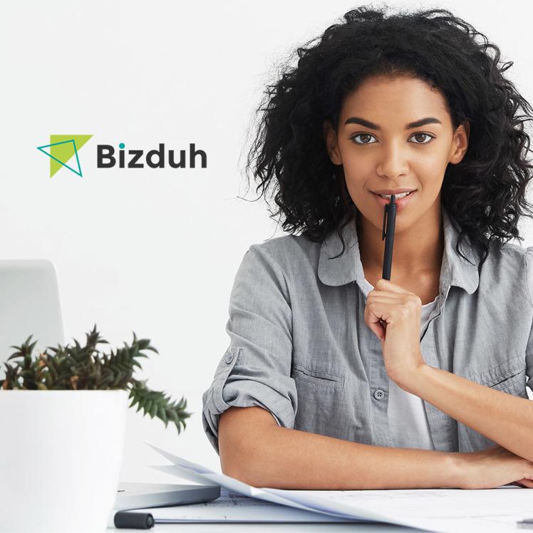 Bizduh Business Consulting Company Responsive WordPress Theme