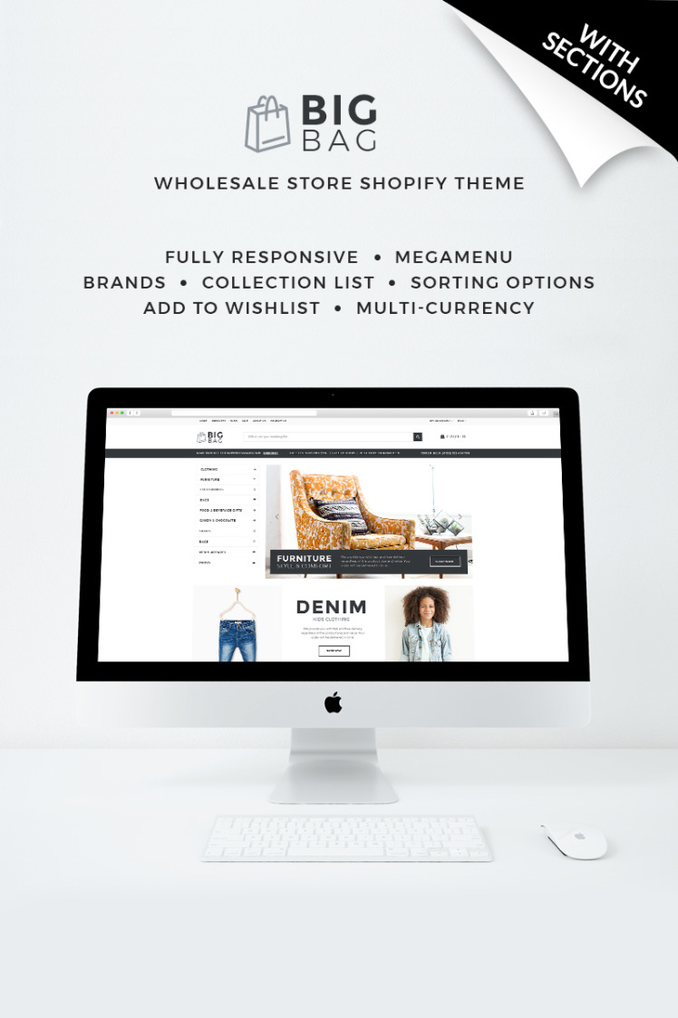 Big Bag Wholesale Store Shopify Theme