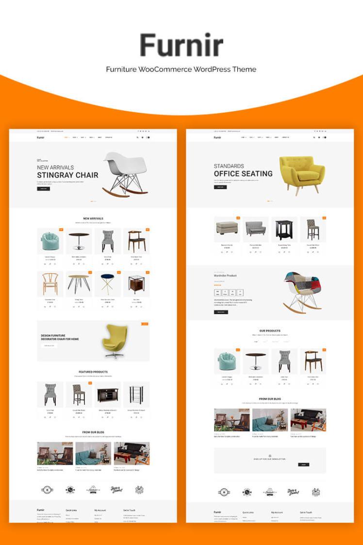 Furnir Furniture WooCommerce Theme