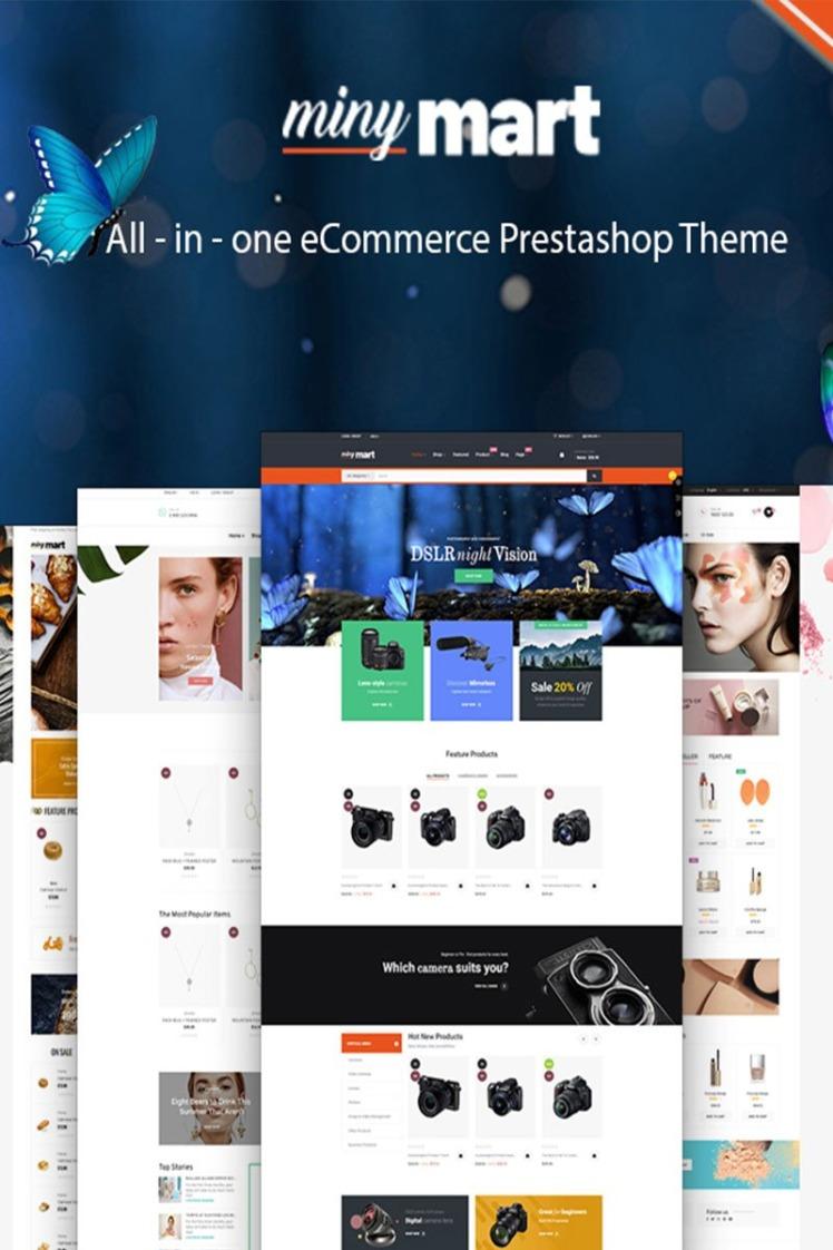 Minymart PrestaShop Themes