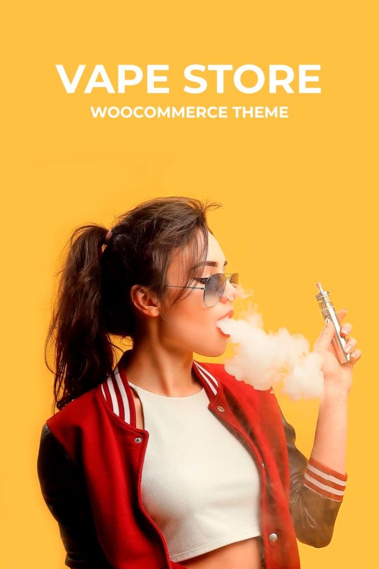 Vipex Vape Store WooCommerce Theme