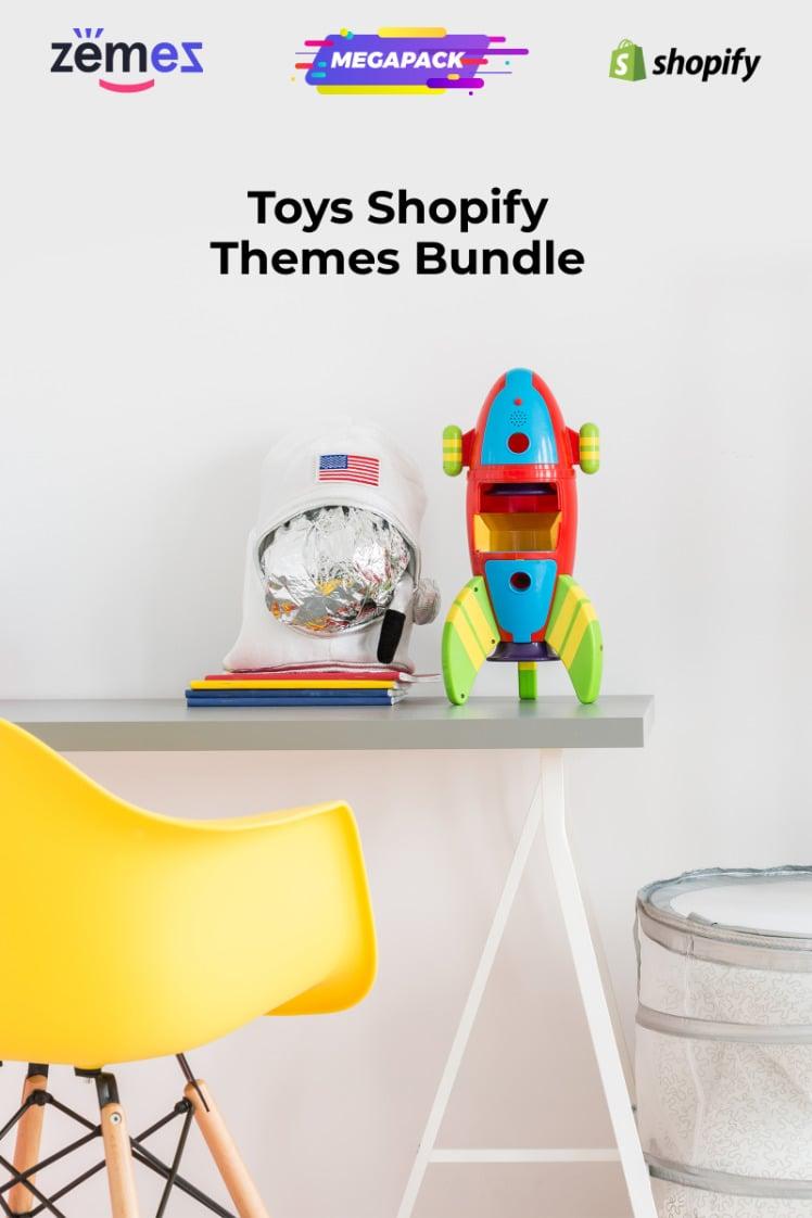 Toys Online Store Templates Shopify Theme