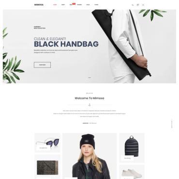 Купить  пофессиональные WooCommerce шаблоны. Купить шаблон #74982 и создать сайт.