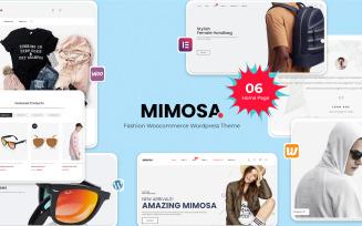 Mimosa - Fashion WooCommerce Theme