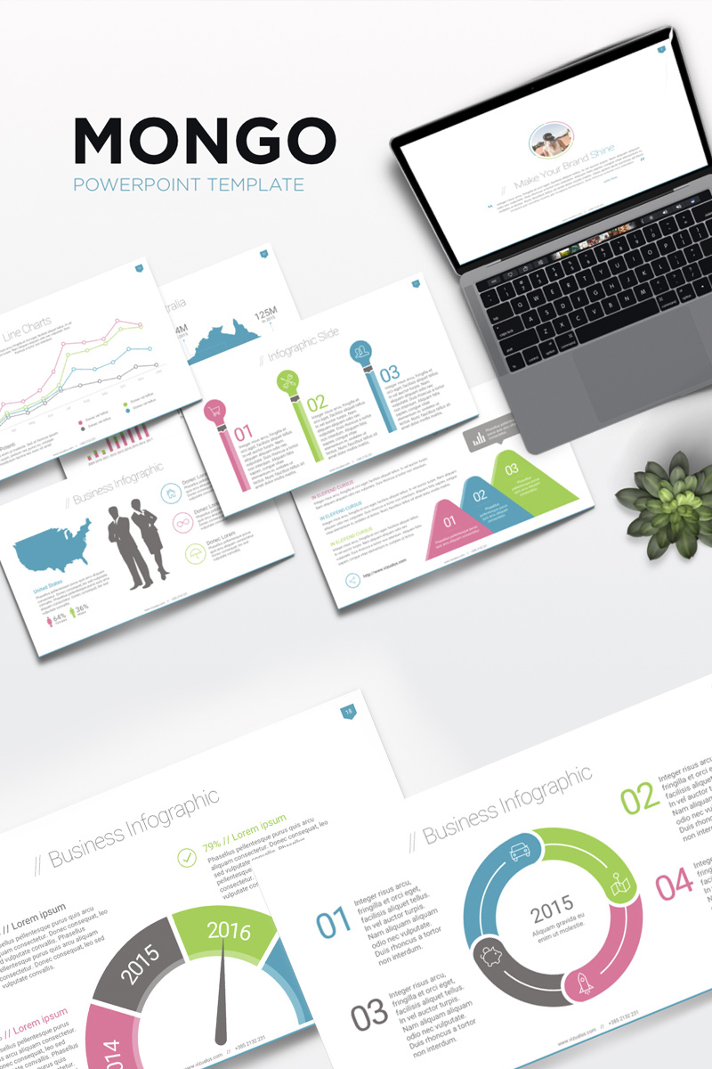 Mongo PowerPoint Template