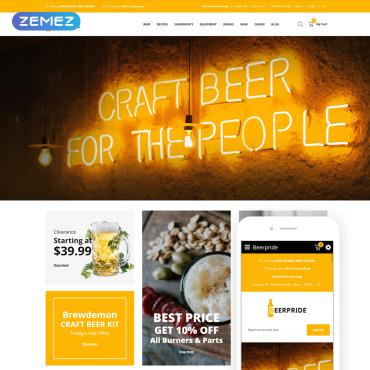 Купить  пофессиональные OpenCart шаблоны. Купить шаблон #75163 и создать сайт.