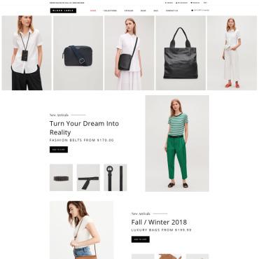 Купить  пофессиональные Shopify шаблоны. Купить шаблон #75178 и создать сайт.
