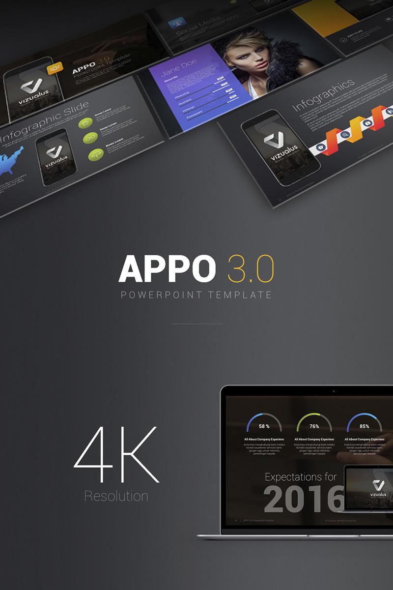 APPO 3.0 - Modern PowerPoint Template