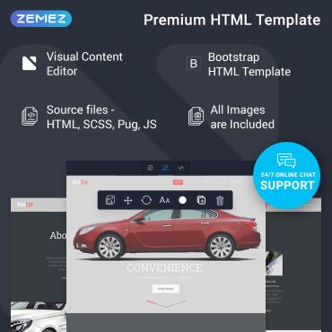 Купить  пофессиональные Bootstrap и html шаблоны. Купить шаблон #75317 и создать сайт.