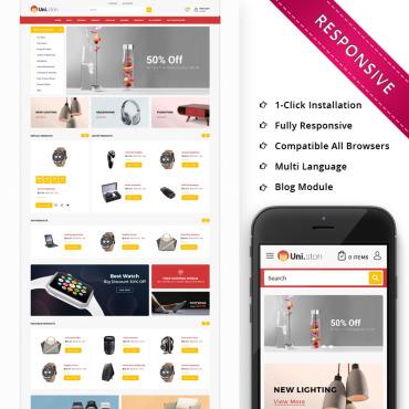 Купить  пофессиональные OpenCart шаблоны. Купить шаблон #75367 и создать сайт.