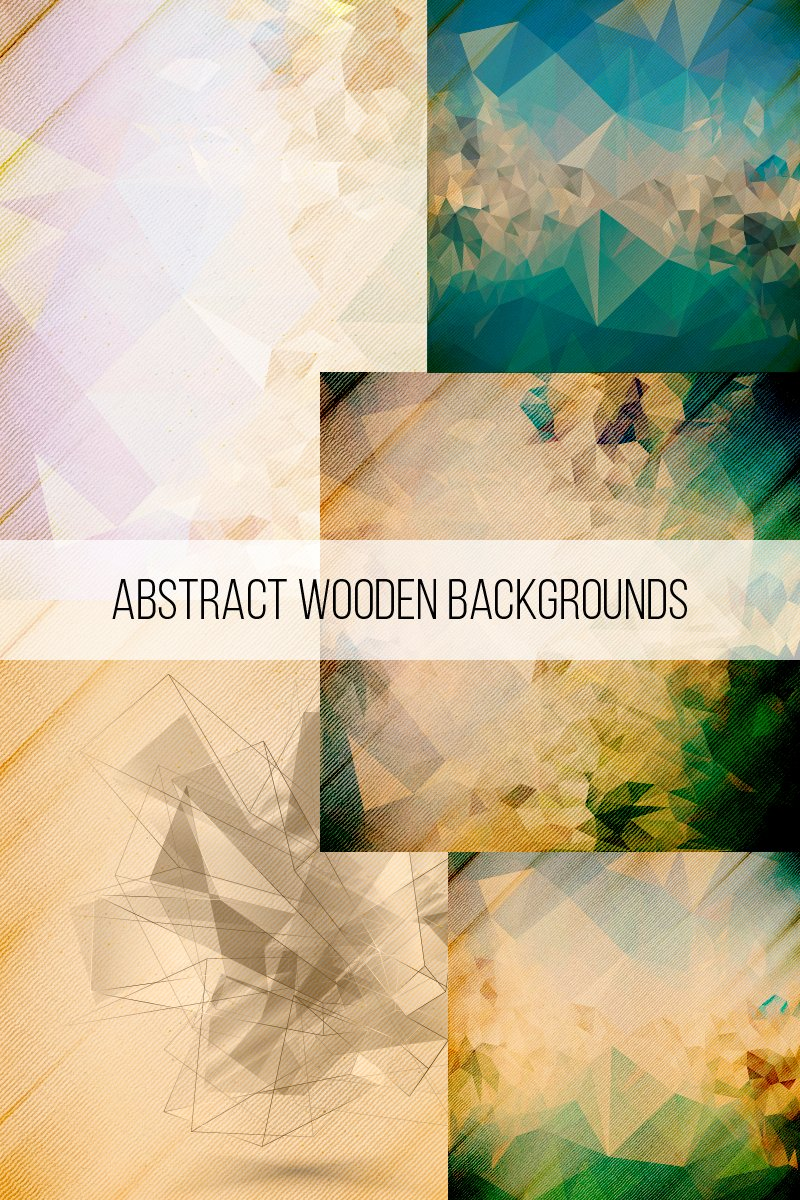 Abstract Wooden Backgrounds Pattern #75331 - skärmbild
