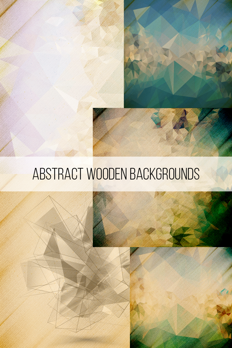 Abstract Wooden Backgrounds №75331 - скриншот